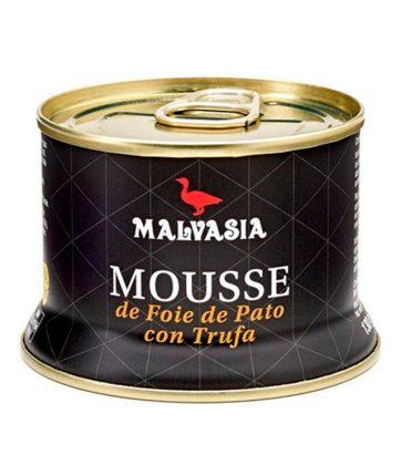 Mousse de Foie con trufa